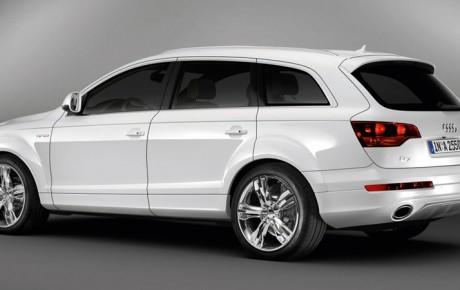 Audi Q7 V12 TDI 2009