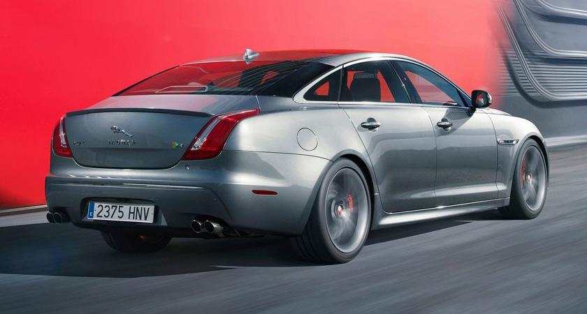 Jaguar XJR_2014